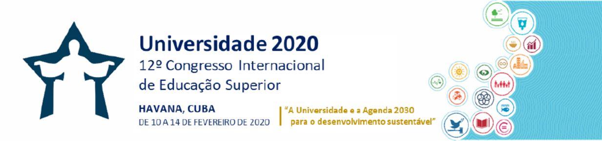 UNiversidade 2020 fev 2020