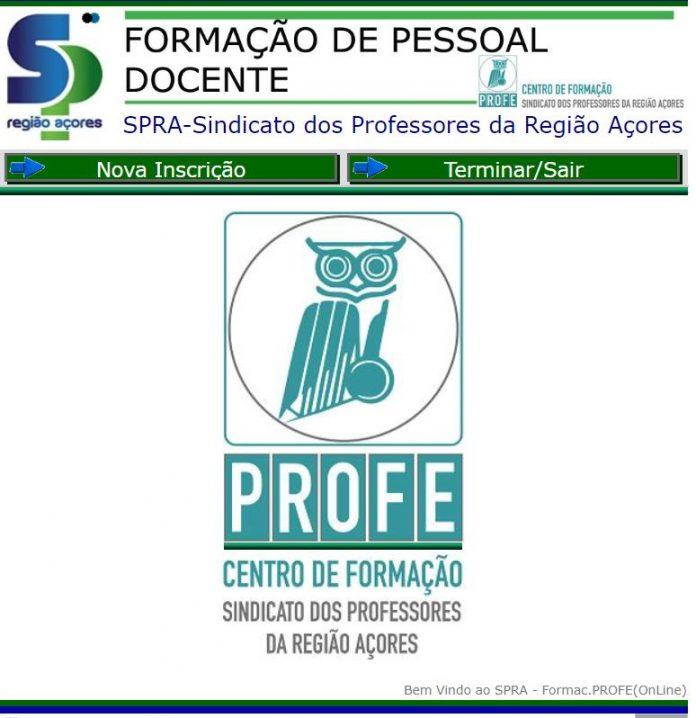 PROFE ONLINE imagem inscrição
